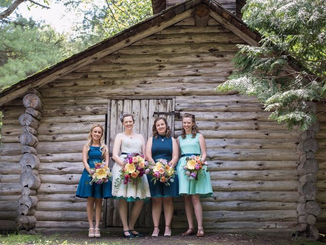 Phil and Carys's wedding in Campbellcroft, Ontario 48