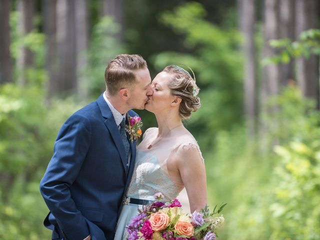 Phil and Carys's wedding in Campbellcroft, Ontario 53