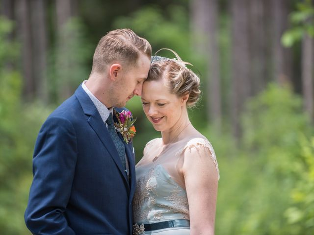 Phil and Carys's wedding in Campbellcroft, Ontario 54