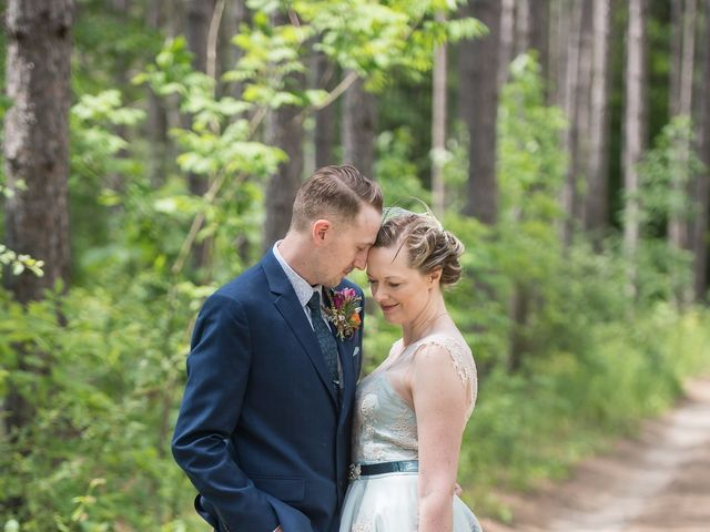 Phil and Carys's wedding in Campbellcroft, Ontario 55