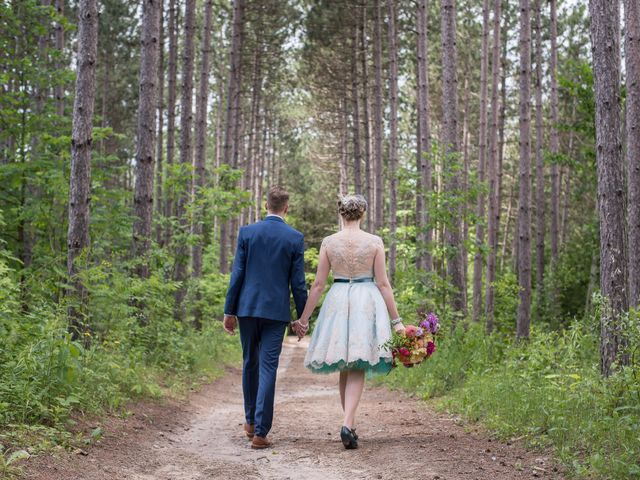 Phil and Carys's wedding in Campbellcroft, Ontario 56
