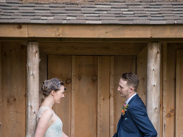 Phil and Carys's wedding in Campbellcroft, Ontario 59