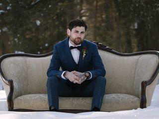The wedding of Megan burns and Joe burns 1