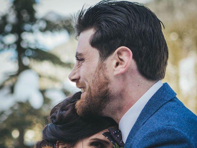The wedding of Megan burns and Joe burns