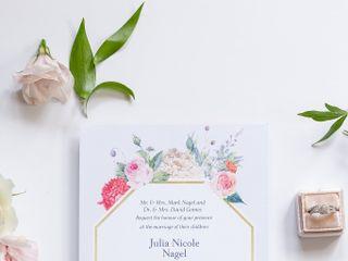 The wedding of Julia and Nathan 2