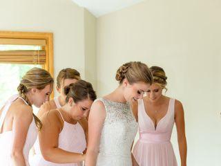 The wedding of Julia and Nathan 3