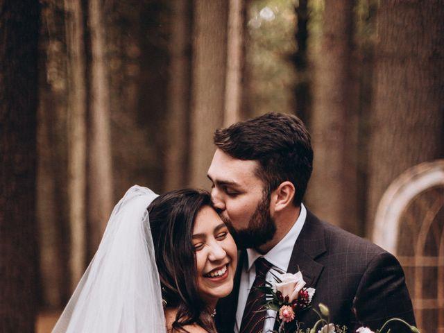 The wedding of Samantha and Jacob