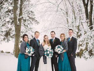 The wedding of Grace and Jon 2
