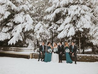 The wedding of Grace and Jon