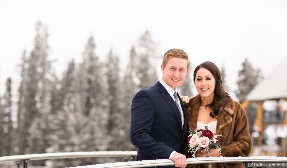 Michael And Jessica's Wedding In Priddis, Alberta