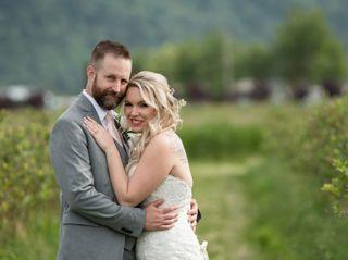 The wedding of Heaven-Leigh and Ryan 3