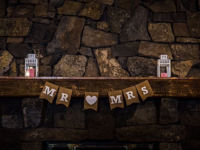 Zack and Laura's wedding in Canmore, Alberta 2