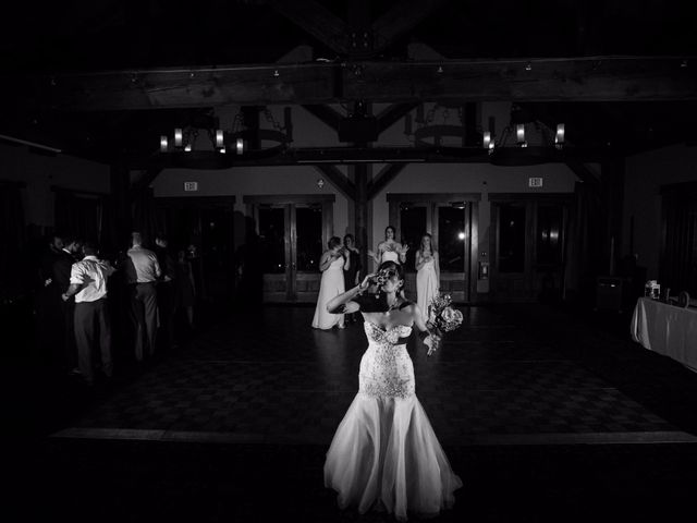 Zack and Laura's wedding in Canmore, Alberta 28