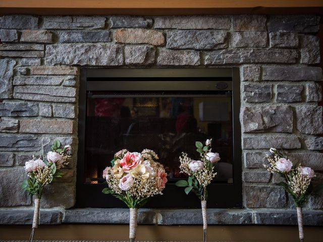 Zack and Laura's wedding in Canmore, Alberta 29