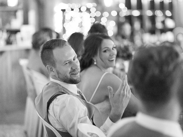 Graham and Chelsey's wedding in Salmon Arm, British Columbia 9