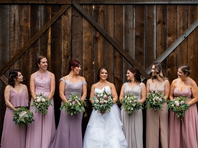 Graham and Chelsey's wedding in Salmon Arm, British Columbia 14