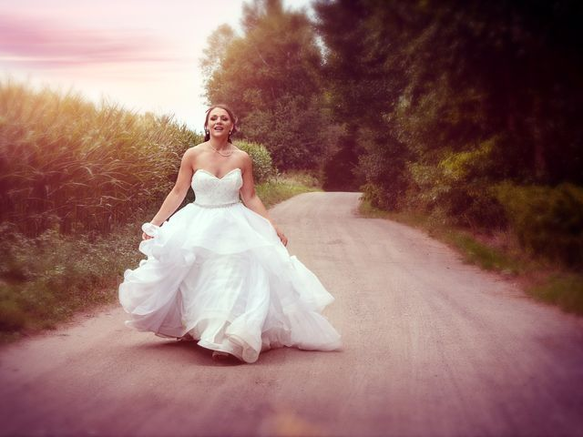 Graham and Chelsey's wedding in Salmon Arm, British Columbia 17