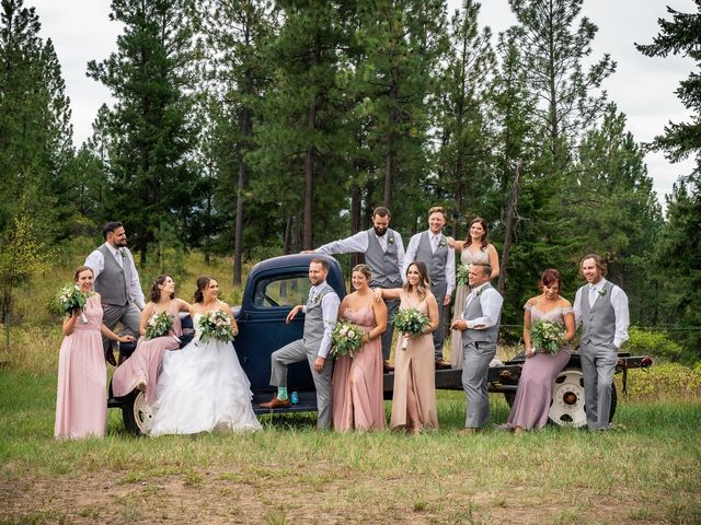 Graham and Chelsey's wedding in Salmon Arm, British Columbia 21