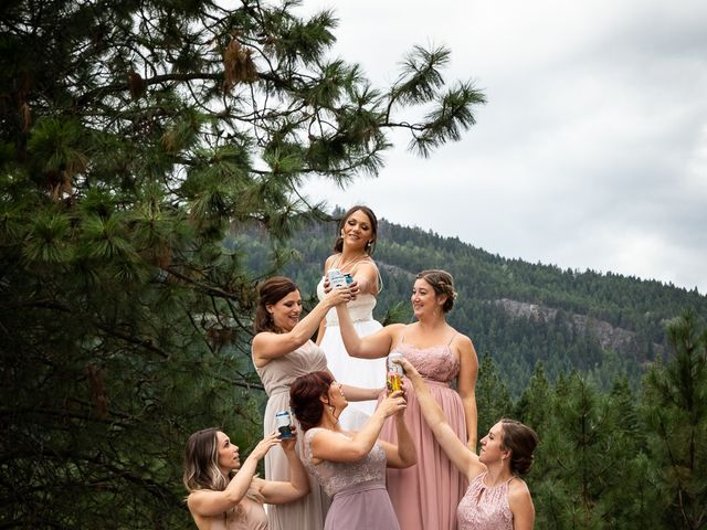 Graham and Chelsey's wedding in Salmon Arm, British Columbia 25