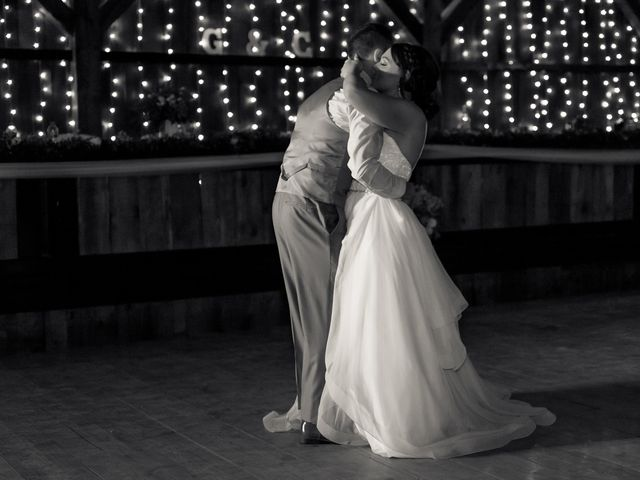 Graham and Chelsey's wedding in Salmon Arm, British Columbia 27