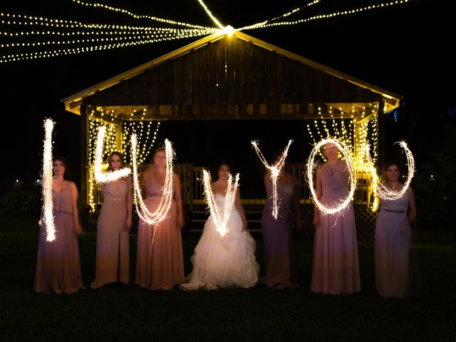 Graham and Chelsey's wedding in Salmon Arm, British Columbia 28