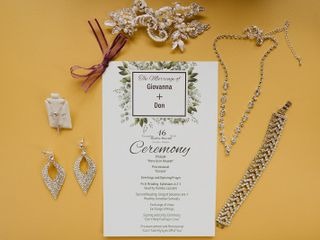 The wedding of Don and Giovanna 1