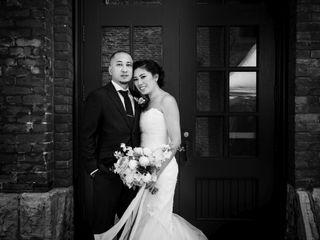 The wedding of Lisa and Jay