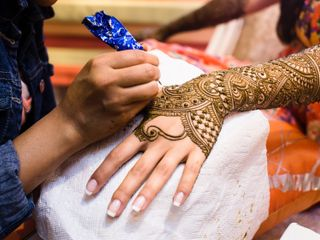 The wedding of Zahra and Waseem 1