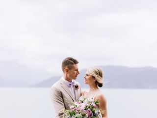 The wedding of Selina and Jason