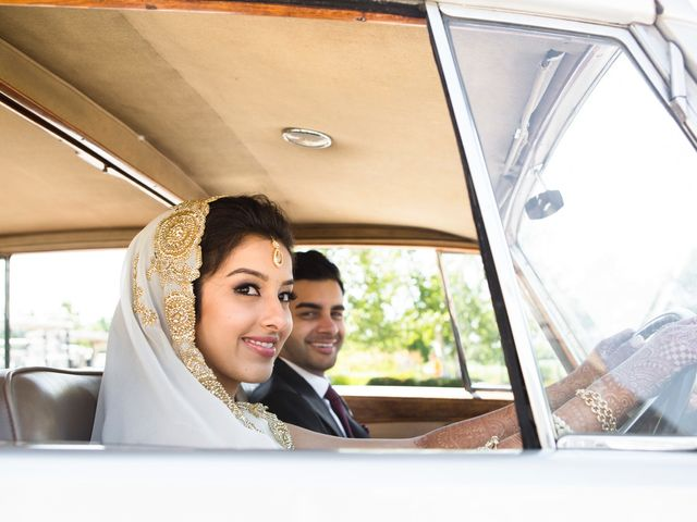 The wedding of Zahra and Waseem