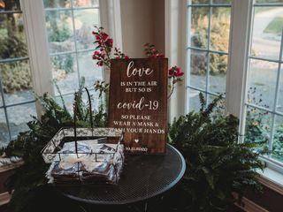 The wedding of Carson and Joshua 3