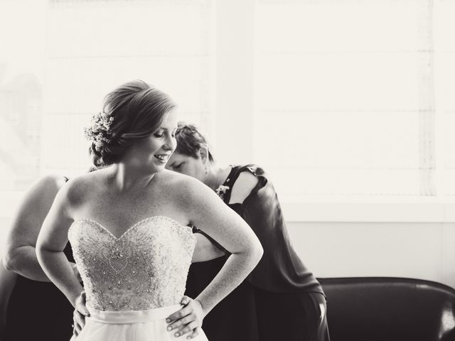 Dustin and Desaree's wedding in Canmore, Alberta 12