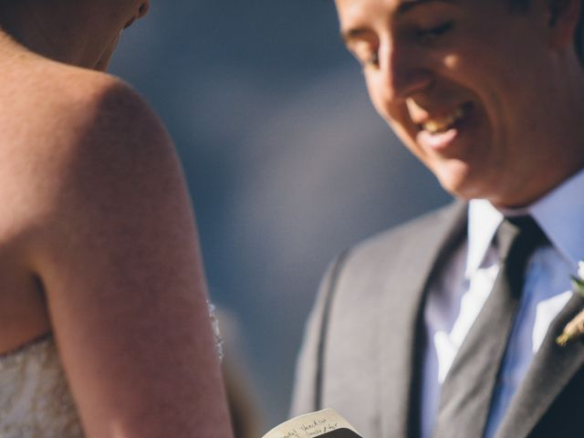 Dustin and Desaree's wedding in Canmore, Alberta 23