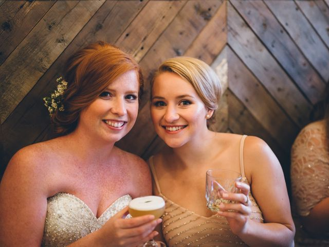 Dustin and Desaree's wedding in Canmore, Alberta 56