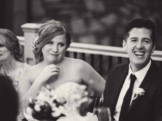 Dustin and Desaree's wedding in Canmore, Alberta 63