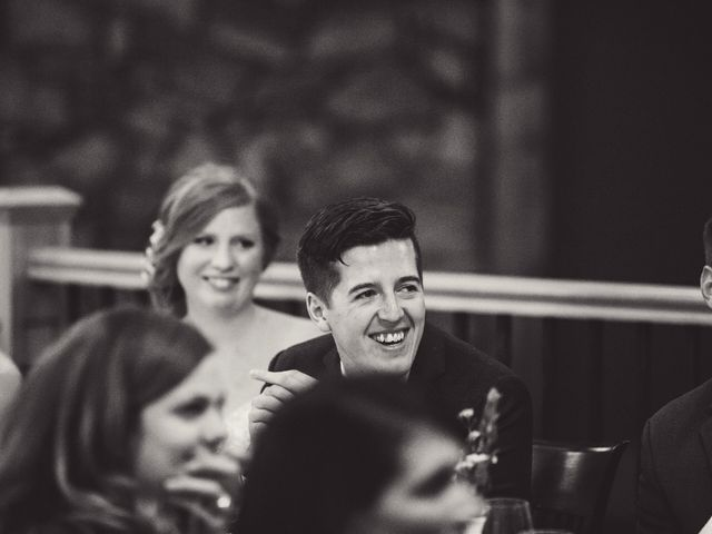 Dustin and Desaree's wedding in Canmore, Alberta 64