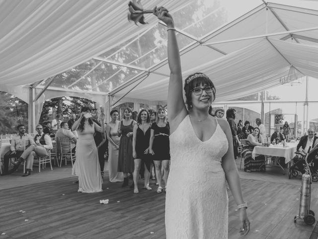 Jaden and Skylor's wedding in Sylvan Lake, Alberta 6