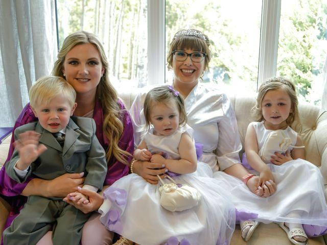 Jaden and Skylor's wedding in Sylvan Lake, Alberta 9