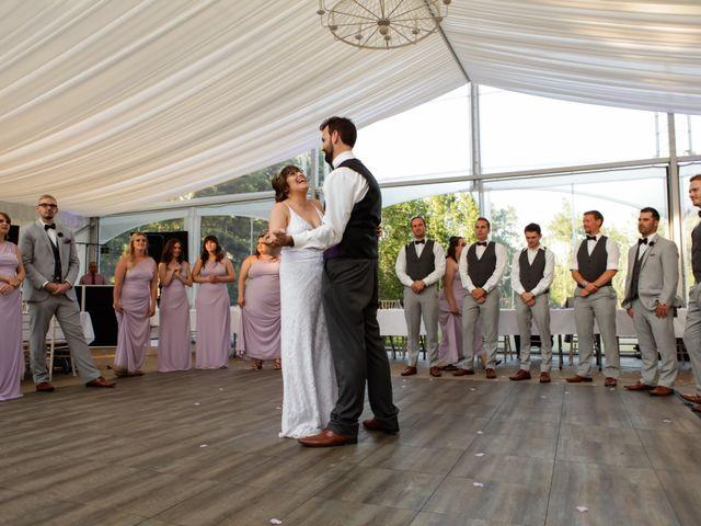 Jaden and Skylor's wedding in Sylvan Lake, Alberta 11