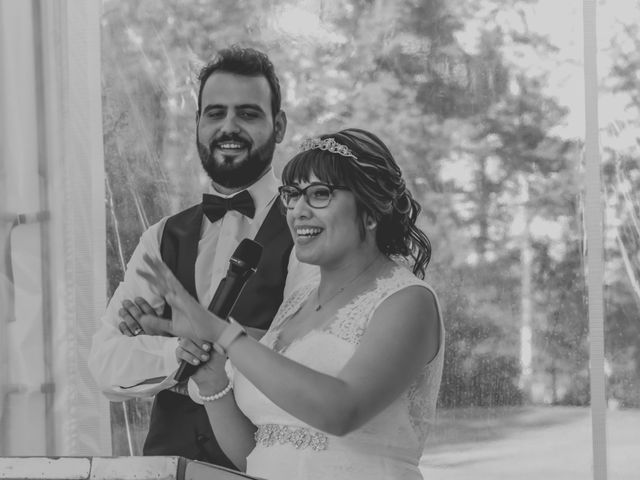 Jaden and Skylor's wedding in Sylvan Lake, Alberta 13