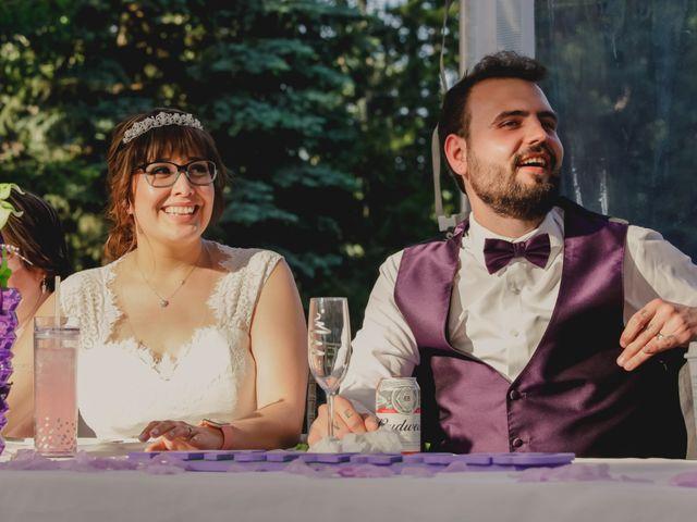 Jaden and Skylor's wedding in Sylvan Lake, Alberta 14