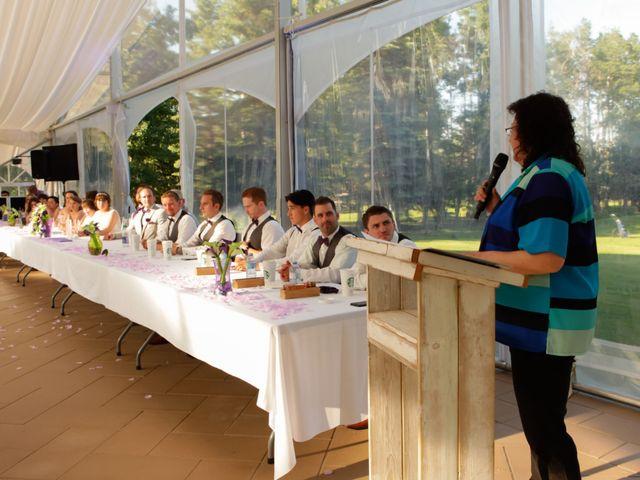 Jaden and Skylor's wedding in Sylvan Lake, Alberta 15