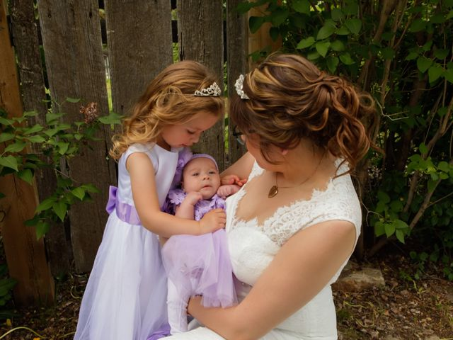 Jaden and Skylor's wedding in Sylvan Lake, Alberta 18