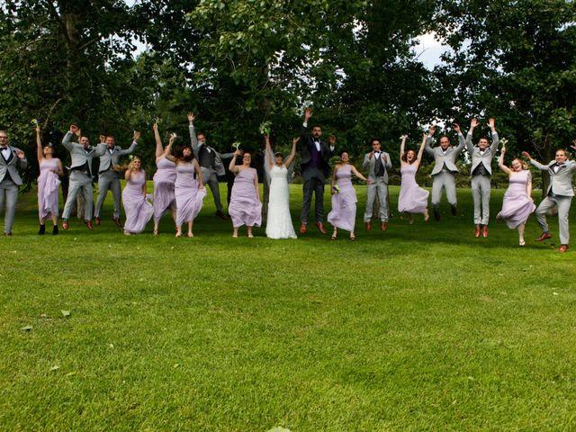 Jaden and Skylor's wedding in Sylvan Lake, Alberta 21