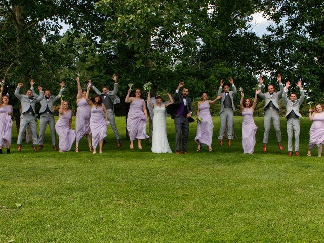 Jaden and Skylor's wedding in Sylvan Lake, Alberta 22