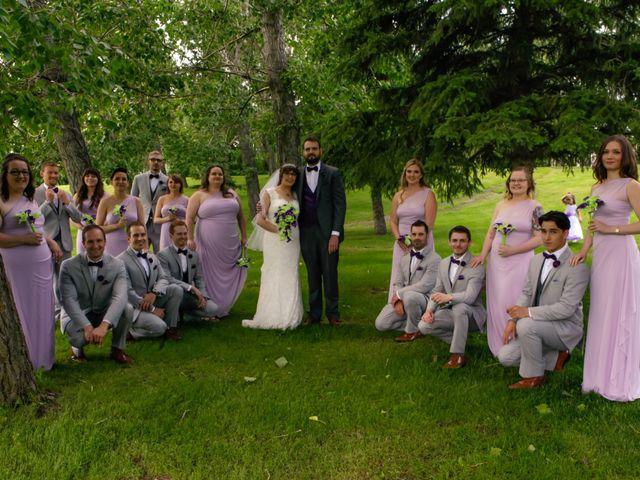 Jaden and Skylor's wedding in Sylvan Lake, Alberta 23