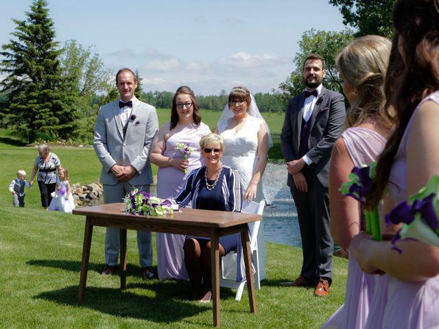 Jaden and Skylor's wedding in Sylvan Lake, Alberta 24