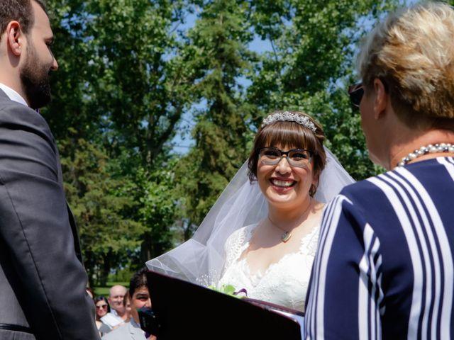 Jaden and Skylor's wedding in Sylvan Lake, Alberta 27