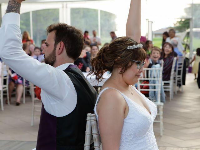 Jaden and Skylor's wedding in Sylvan Lake, Alberta 44