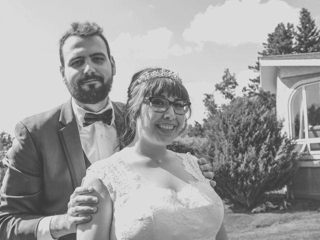 Jaden and Skylor's wedding in Sylvan Lake, Alberta 46